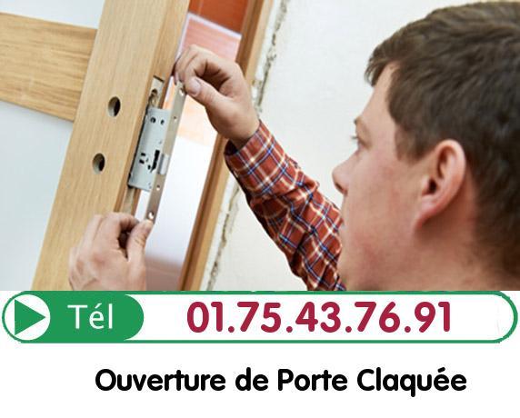 Installation porte Blindée Bellefontaine 95270