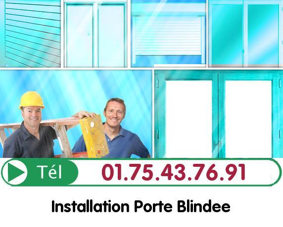 Installation porte Blindée Butry sur Oise 95430