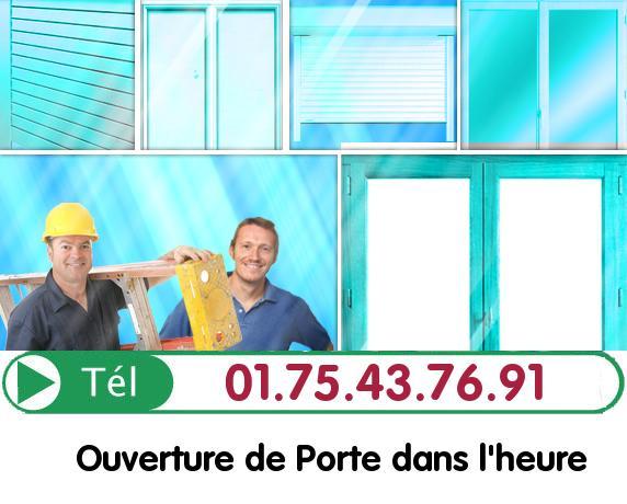 Installation porte Blindée Fremecourt 95830