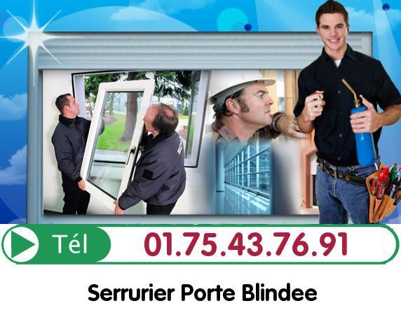 Réparation Porte Blindée Buno Bonnevaux 91720