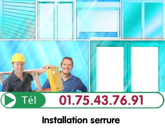 Réparation Porte Blindée Estouches 91660