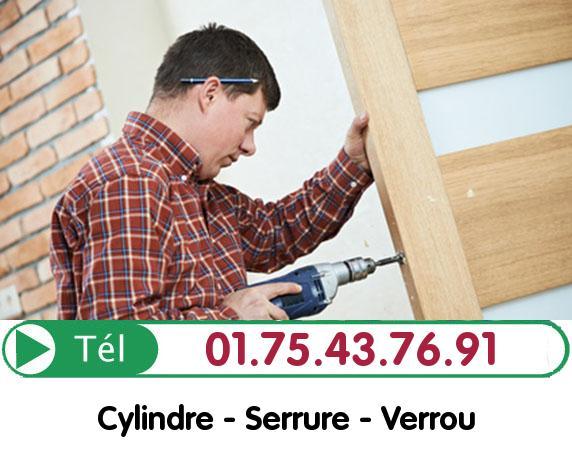 Réparation Porte Blindée Gometz le Chatel 91940