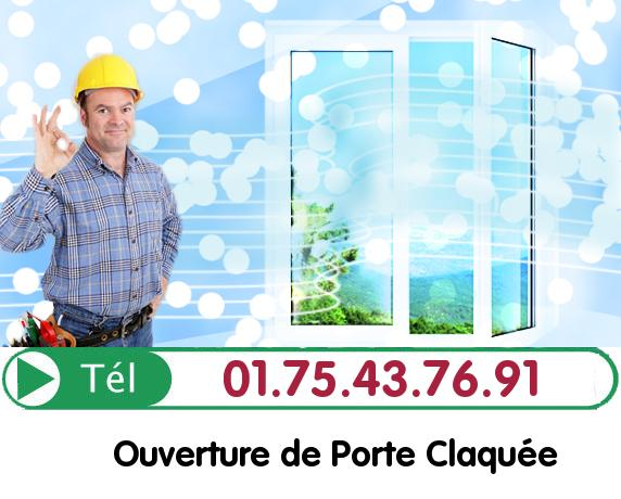 Réparation Porte Blindée Oise